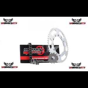 Primary Drive Steel Kit /& X-Ring Chain Fits Honda TRX 250X FOURTRAX 1987–1988