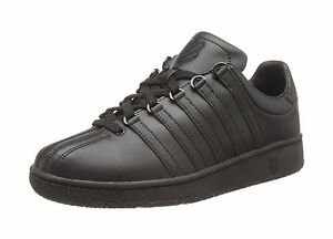 Men's Vn K Sneakers black Shoes 03343001Black swiss Classic sChrBQtdx