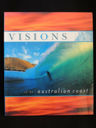 1 of 1 - VISIONS OF THE AUSTRALIAN COAST - NICK CARROLL- SURFING LIFE MAGAZINE