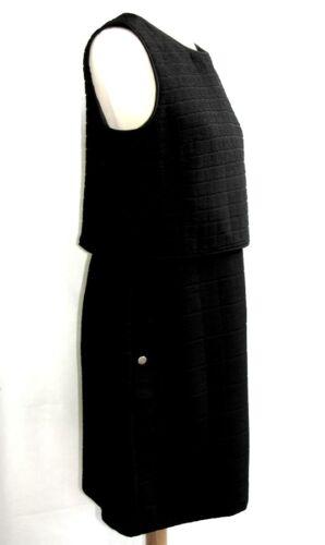 Robe Taille Maje Noir Roulette L'oeil Modèle Etat Trompe Excl 40 3 PqYRqd