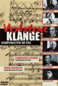 Goldschmidt-Krenek-Forbidden-Sounds-Composers-in-Exile-DVD-Region-2