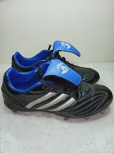 Adidas Leather Rugby, Rugby League  Football Boots Wide Fit Size 10us AFL league