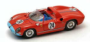 Ferrari 330 P # 24 Sebring 1965 Colline / Bonnier 1:43 Modèle 0185 Art-modèle