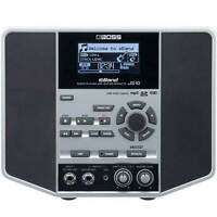 Boss Js-10 Eband Audio Player / Recorder With Guitar Effects,