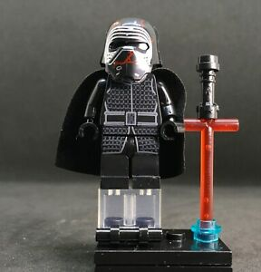 KYLO-REN-STAR-WARS-HERO-MINIFIGURE-CLASSIC-Lego-Movie