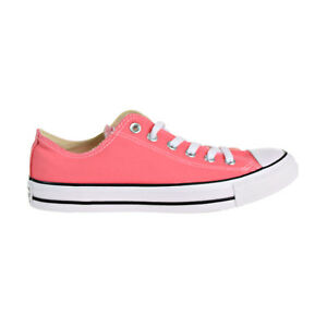 db672c65c658 Converse Chuck Taylor All Star Ox Men s Big Kids  Shoes Punch Coral ...
