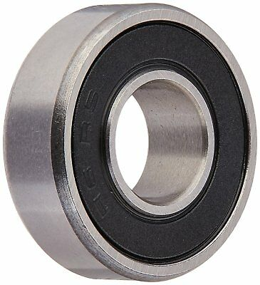 4 Pre-Lubricated Four R6-2RS Sealed Bearings 3//8 x 7//8 x 9//32 Ball Bearings