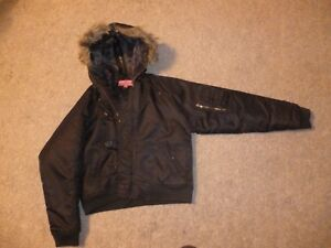 Womens-duffle-coat-small-Elana-Collection-Small-lovely-condition