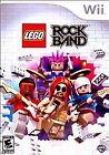 LEGO Rock Band (Nintendo Wii, 2009)