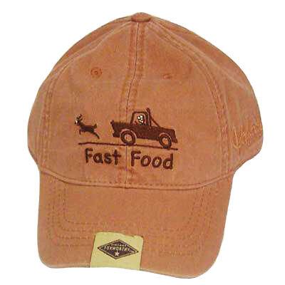 Intelligent Jeff Foxworthy Vintage Fast Food Taupe Redneck Hut Reich An Poetischer Und Bildlicher Pracht Sport