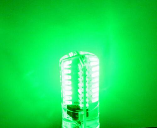 10pcs E12 Candelabra LED bulb C7 Red//Green//Blue//White//Warm 64-3014SMD Light 110V