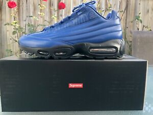 Details about Air Max 95 Lux / Supreme Size 8 Made In Italy CI0999-400