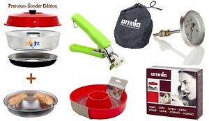 Spar-set Omnia Camping Backofen Premium Edition 7-teilig