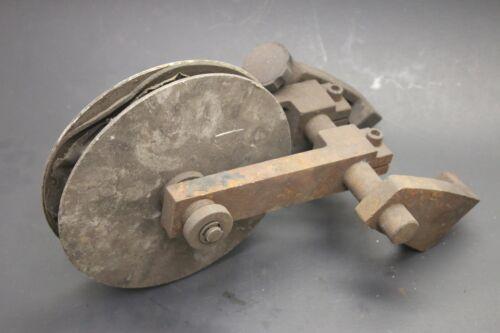 Rels Van Norman Silencer Bracket Mount /& Arms for Brake Lathe 204
