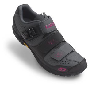 NEW Giro Terradura Women's MTB shoes Dark Shadow Berry 37.5   6.5    179 Retail