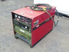Lincoln Idealarc Dc Arc Mig Welder Power Source 230460v Dc 600