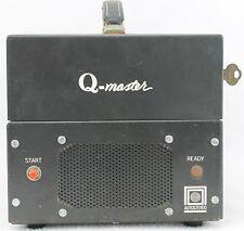 Q-master Q-200 4-Track Cartridge Tape Player  Radio Station Equipment RARE USA