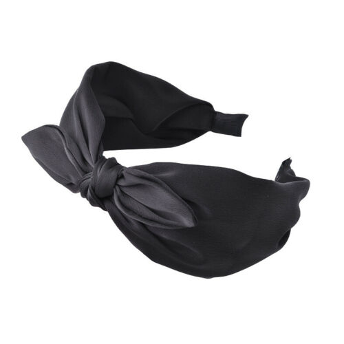 Women/'s Fabric Hair Band Bow Wide Headband Knot Alice Head Band Hair Accessories