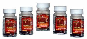 Black-Jax-100ct-Weight-Loss-amp-Energy-Supplement-5x20cts-Brand-New-Exp-12-2020