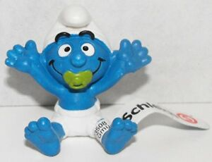 20750-Baby-Smurf-Figurine-from-2013-Smurfy-Greetings-Collection-Miniature-Figure
