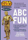 Star Wars Workbooks: ABC Fun Ages 4-5 by Scholastic (Paperback, 2015)