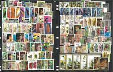 Niue 200 Different Stamps Mostly Mint In Glassine Bag