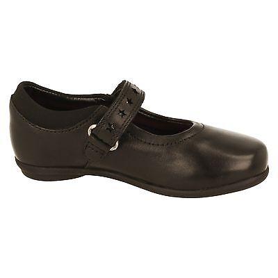 Girls Clarks School Shoes - Daisy Leap