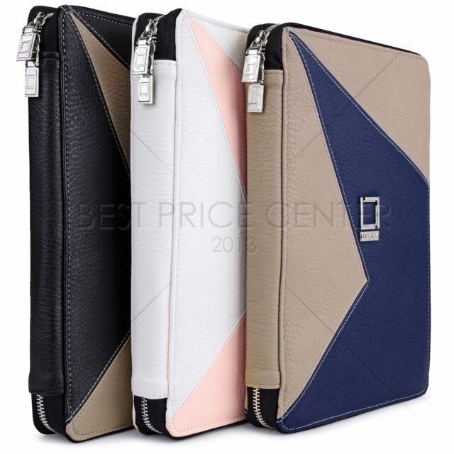 Lencca Minky Portfolio Designer Cover Case For Samsung Galaxy Tab S2 8.0 SM-T719