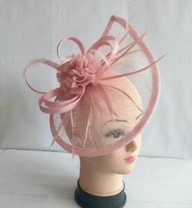 Elegant Headband Fascinator Hat Aliceband Wedding//Race Royal Ascot//Ladies Day