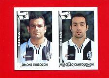 CALCIATORI Panini 2000-2001 - Figurina-sticker n. 586 - SIENA -New