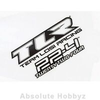 Team Losi Racing Tlr 22-4 Chassis Protective Tape Precut (2) - Tlr331004
