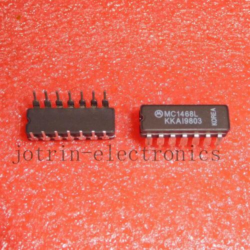 1pcs MC1468L DIP-14  INTEGRATED CIRCUIT