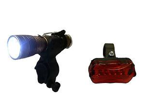 led flutlicht fahrradlicht set xxl akku fahrradbeleuchtung. Black Bedroom Furniture Sets. Home Design Ideas