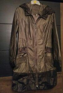 b4f55385116807 Détails sur manteau impermeable trench breal femme 38 neuf
