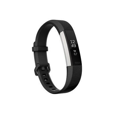 Fitbit Alta HR Monitor, Black, X-Large