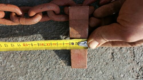 LEFFERS Unia Titan Kette für Miststreuer Kratzboden Dungstreuer ca 6,6 m