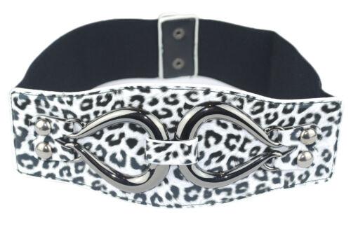 Cintura da donna Cintura pelle guaine-Look in vita cintura bottone a pressione-CHIUSURA CON NUOVO