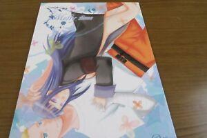 Naruto-Doujinshi-Naruto-x-Hinata-A5-30pages-Seikinkan-Melty-Time