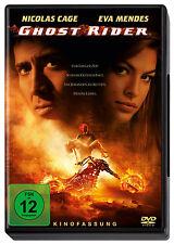 DVD * GHOST RIDER (KINOFASSUNG) - Nicolas Cage , Eva Mendes # NEU OVP