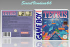 "BOITIER du jeu ""TETRIS"", GAME BOY. Nintendo. FR. HD. SANS LE JEU."