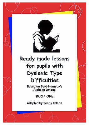 Ready made lessons for pupils with Dyslexic Type Difficulties Bk 1 2nd edition