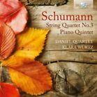 Schumann: String Quartet No. 3; Piano Quintet (CD, Oct-2014, Brilliant Classics)