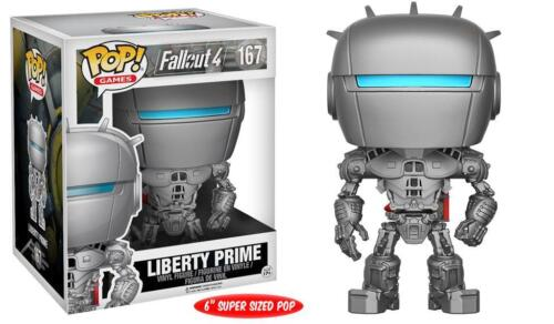 Funko Pop Vynil Games Fallout 4 Liberty Prime