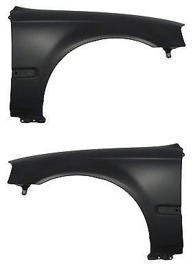 For Honda Civic 99-00 Left & Right Side Fenders Primered Primed Pair Set Capa