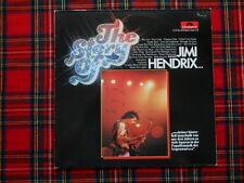 Jimi Hendrix The Story of... LP washed /gewaschen (M- to Ex+)