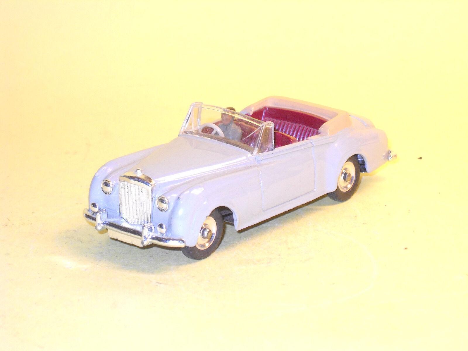comprar barato Dinky Dinky Dinky Juguetes 194 Bentley S2, Hecho En Inglaterra  barato y de alta calidad