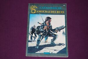 SHADOWRUN-V1-JDR-Jeu-de-Role-Catalogue-du-Samourai-des-Rues