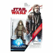 Star Wars Luke Skywalker Jedi Exile Force Link Figure The Last 375 Best Toy