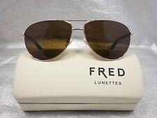 Original FRED Sonnenbrille In Life Farbe 203 gold braun polarisierend