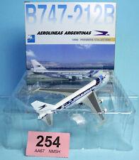 DRAGON WINGS 1/400 55030 B747-212B 'AEROLINEAS ARGENTINAS' AIRPLANE BOXED #254